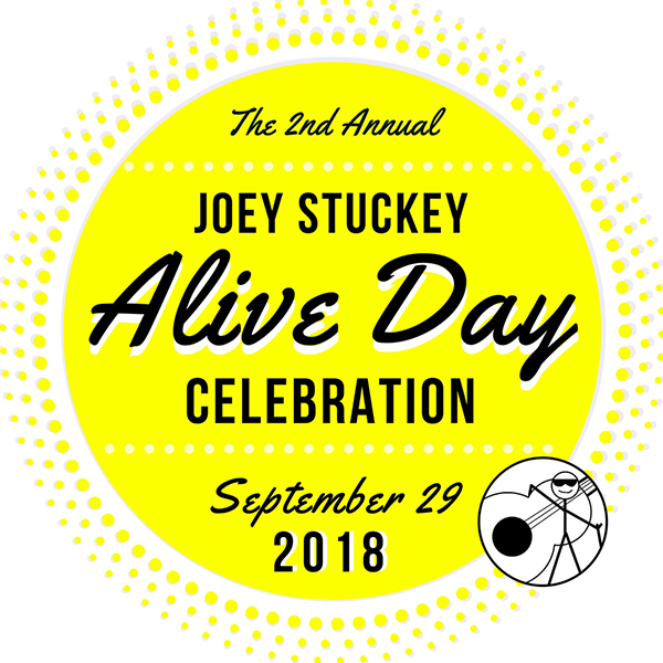 Joey Stuckey's 'Alive Day' 2018