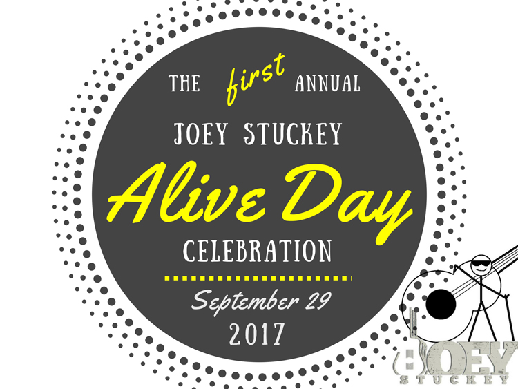 Joey Stuckey's 'Alive Day' 2017