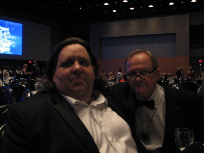 Joey and Talmadge at GA Music HOF Awards
