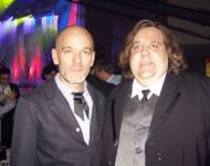 joey with michael stipe