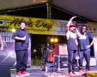 unbreakable bloodline taking a bow at alive day