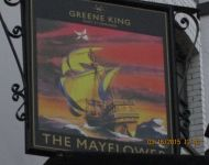 Mayflower Pub in London 2