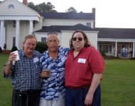 Joey-and-Talmadge-with-Bill-Lucado-at-the-2007-Suck-and-Shuck