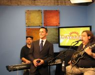 Joey Stuckey on Daybreak 2