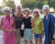 Lovely Macon Ladies enjoying alive day