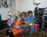 peter factora cutting drums