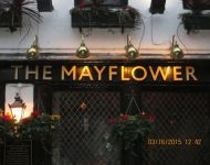 Mayflower Pub in London