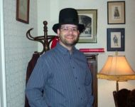 tom in stovepipe hat