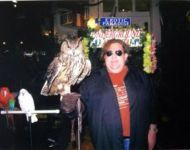 joey with owl