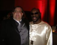 joey and isaac hayes 2007gmhof