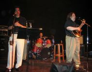 Joey Stuckey Band with special guest Francesco Bonifazi at Capitol Theater June 20 2006