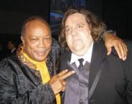 joey with quincy jones
