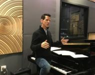 Tom Brooks - piano and arranger