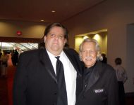 Joey and John L Carson at 2009 GA Music HOF Awards