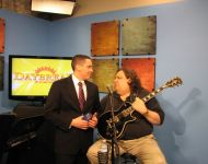Joey Stuckey on Daybreak in Macon 4
