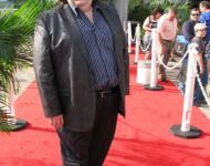 Joey on red carpet at GA Music Hall of Fame Awards