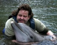 Joey with dolphin experience 1