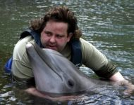 Joey with dolphin experince 2