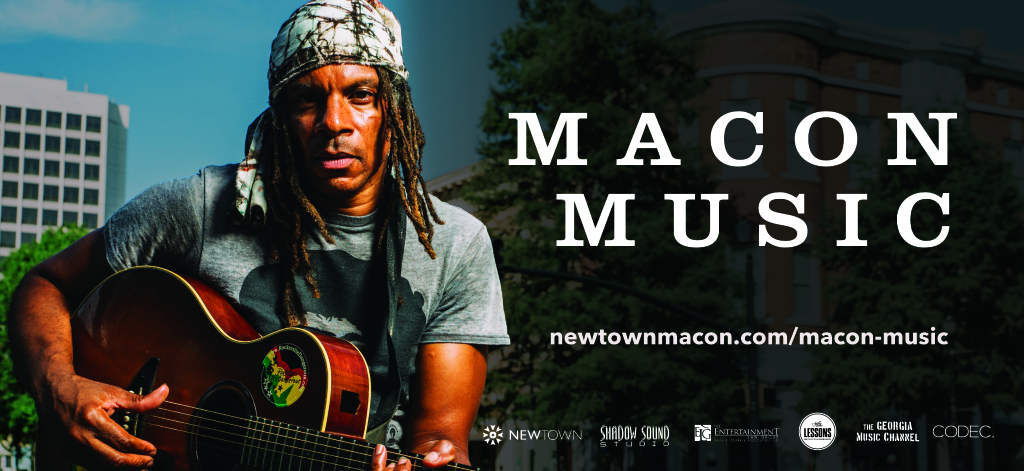 Macon Music - Dean Brown