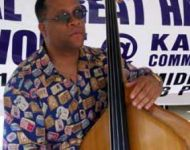 hawaii milesjackson playing bass with Joey