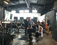 Orchestra for new Alan Parsons Project