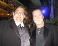 Joey and Gregg Allman at the GMHOF Awards