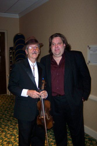Joey and Jerry Burke
